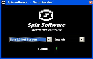 Spia 3.2 Net Screen